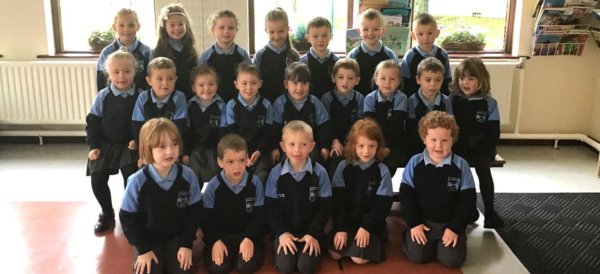Junior Infants 2020 -2021